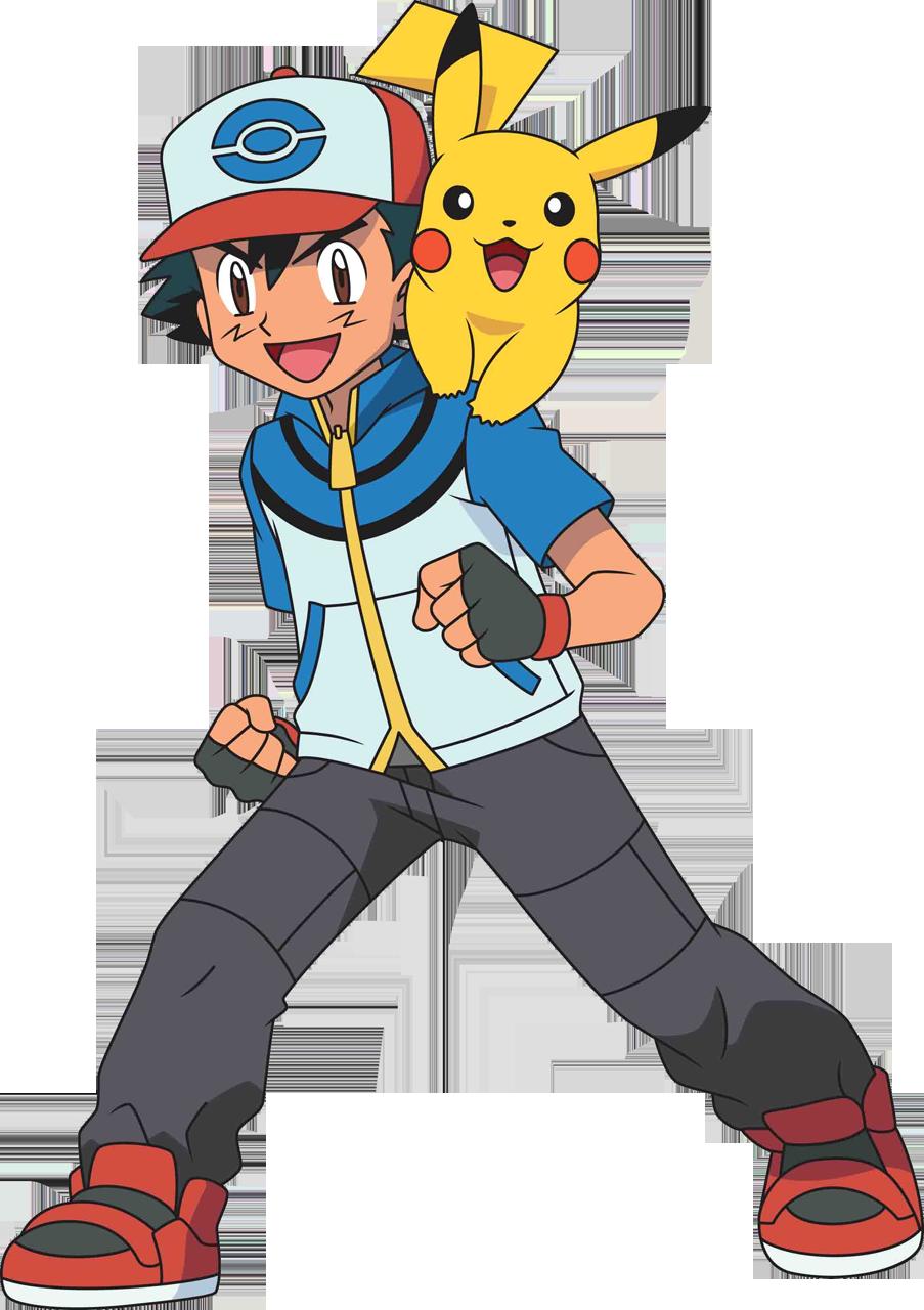 Ash and pikachu playable super smash bros iv