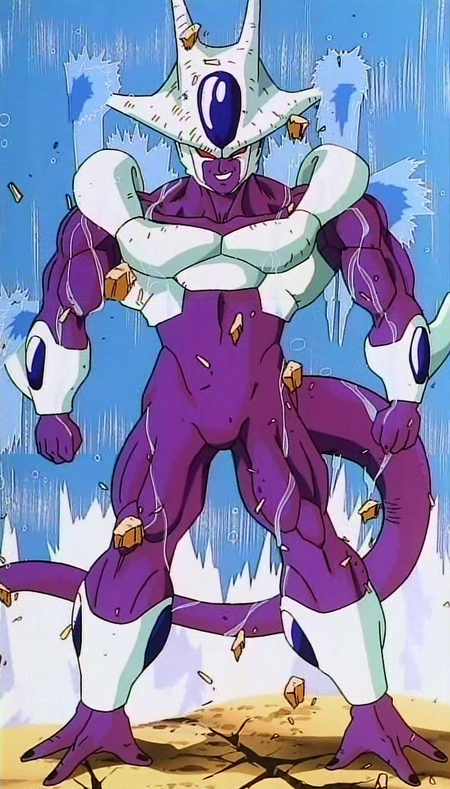 dragon ball z the return of cooler