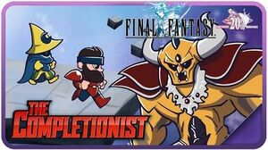 Final Fantasy I (PSP) 20th Anniversary - The Completionist Ep
