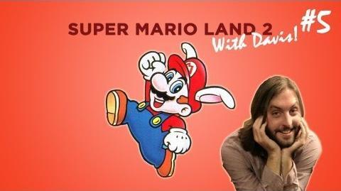 Super Beard Bros. - Super Mario Land 2 Featuring Davis