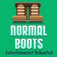 Normal Boots New