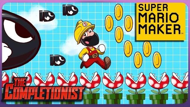 File:Super Mario Maker Completionist.jpg