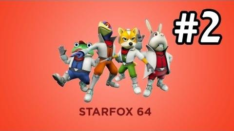 Super Beard Brothers - Star Fox 64 Episode 2 - The Flappy Puppet Mouth
