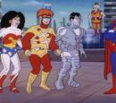 Bizarro Super Powers Team