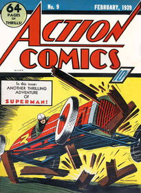 Action Comics Issue 9