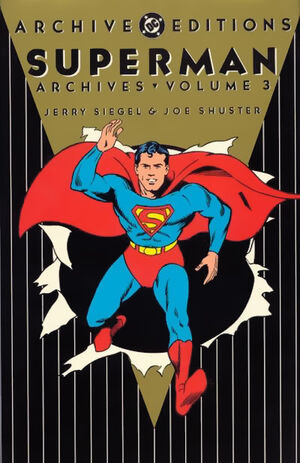 Archive Editions Superman 03