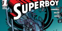 List of Superboy (comic series) stories
