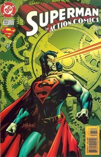 Action Comics Issue 723