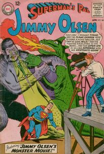 Supermans Pal Jimmy Olsen 084