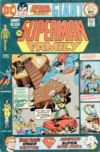 Superman Family 176