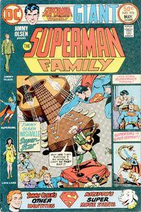 Superman Family 176