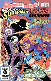 DC Comics Presents 072