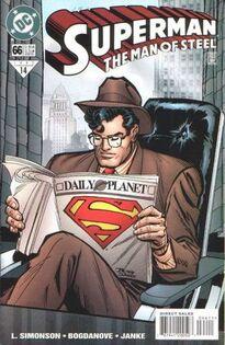 Superman Man of Steel 66