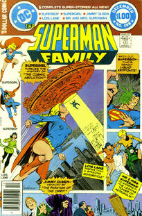 Superman Family 198
