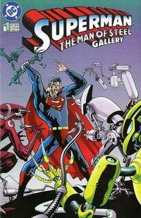 Superman Man of Steel Gallery 1