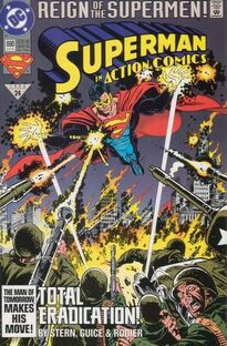 Action Comics Issue 690