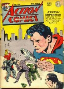 Action Comics Issue 114