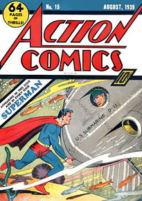 Action Comics Issue 15