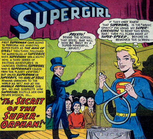 The Secret of the Super-Orphan