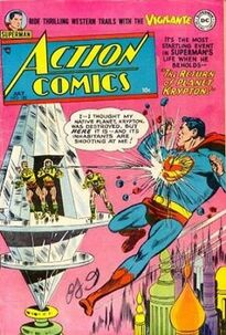 Action Comics Issue 182