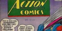 The War Between Superman and Jimmy Olsen