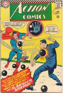 Action Comics Issue 341