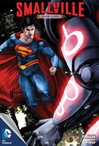 Smallville S11 I04 - Digital Cover