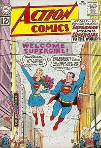 Action Comics Issue 285