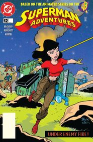 Superman Adventures 12
