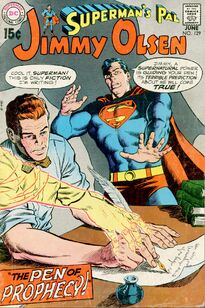 Supermans Pal Jimmy Olsen 129
