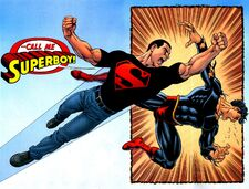 Superboy Returns