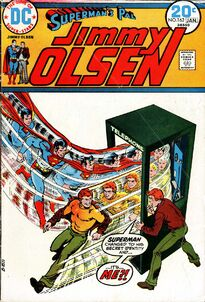 Supermans Pal Jimmy Olsen 162