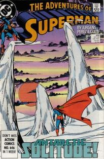 The Adventures of Superman 459