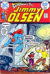 Supermans Pal Jimmy Olsen 163