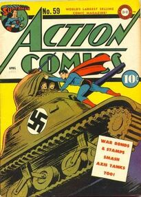 Action Comics Issue 59