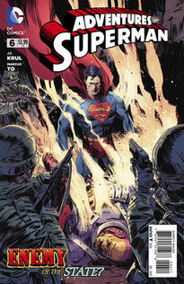 Adventures of Superman Vol 2 6