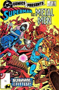 DC Comics Presents 070