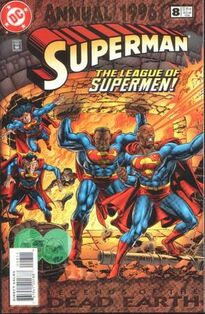 Superman Annual Vol 2 8