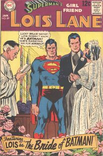 Supermans Girlfriend Lois Lane 089