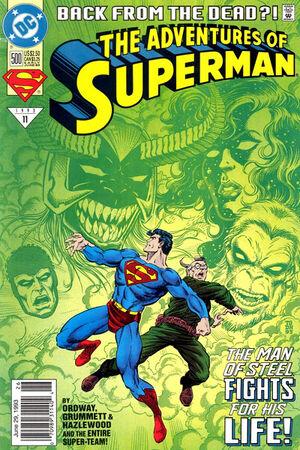 Adventures of Superman 500