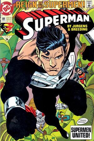 Superman 81