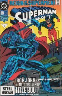 Superman Man of Steel 23