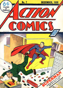 Action Comics Issue 7