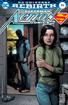 Action Comics 974 variant