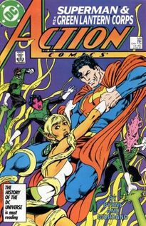 Action Comics Issue 589