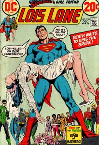 Supermans Girlfriend Lois Lane 128