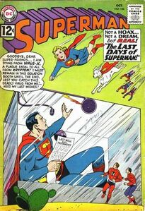 Superman Vol 1 156