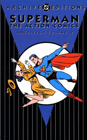 Archive Editions Action Comics 02