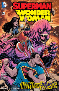 Superman-Wonder Woman 24