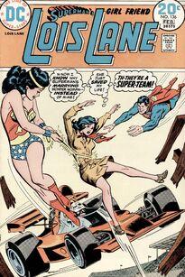 Supermans Girlfriend Lois Lane 136